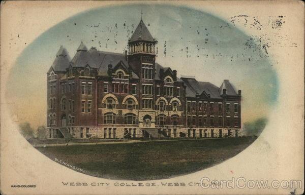 Webb City College Missouri