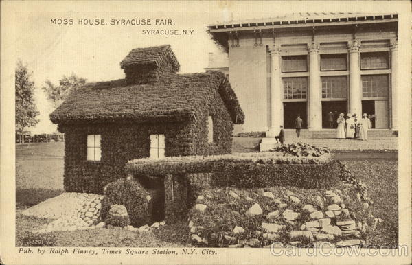 Moss House, Syracuse Fair New York