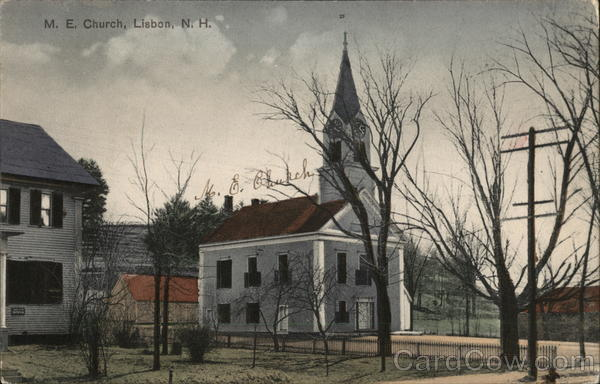 M.E. Church Lisbon New Hampshire