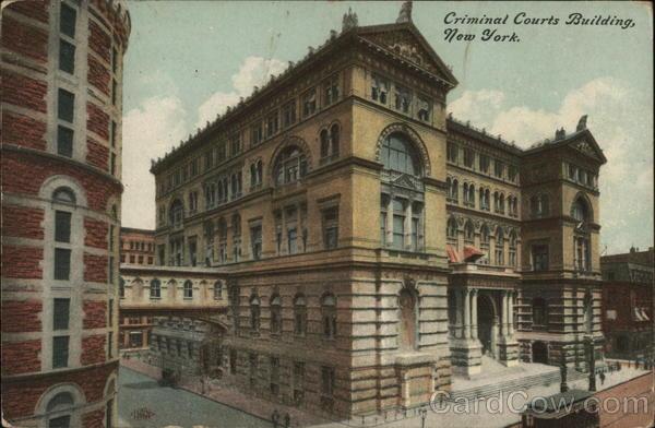 New york city criminal court holidays