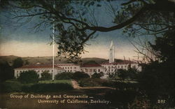 Group of Buildings and Campanille, University of California