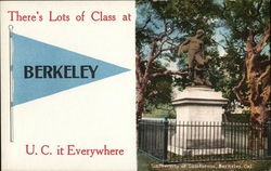 There's Lots of Class at Berkeley - U.C. It Everywhere