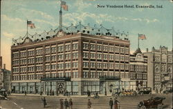 New Vendome Hotel