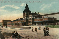 New York Central and Hudson River Railroad Depot