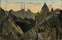 The L. A. Thompson Scenic Railway (Roller Coaster)
