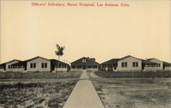 Officers' Infirmary, Naval Hospital