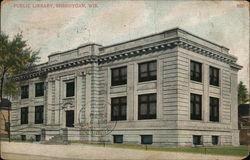 Public Library Building