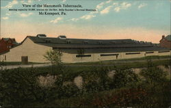 Mammoth Tabernacle