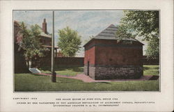 The Block House of Fort Pitt, Built 1764