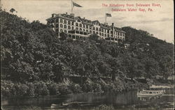 The Kittatinny From Delaware River