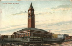 View of Union Depot