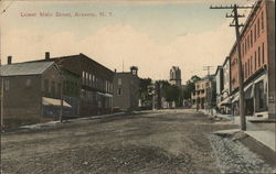 Lower Main Street, Antwerp, N.Y.