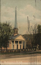 Reformed Church Postcard