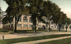 The Gymnasium, University of Illinois
