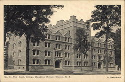 New South College, Hamilton College, Clinton N. Y.