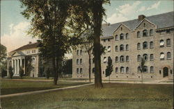 Science Hall & Carnegie Dormitory, Hamilton College