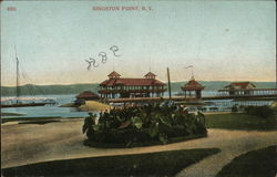 Beach and Pier, Kingston Point
