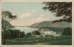 The Narrows, Hudson River North from West Point, N. Y.