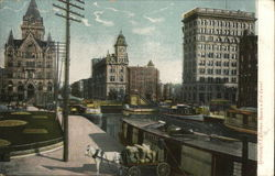 Clinton Square & Erie Canal