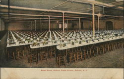 Mess Room, Auburn State Prison