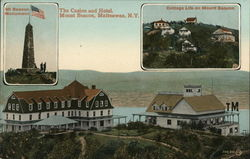 The Casino and Hotel. Mount Beacon