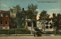Binghamton City Hospital