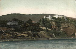 Hudson River, Ladycliff Academy