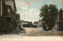 Main Street, Marlborough, N.Y.