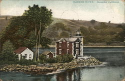 Hudson River Coxsackie Lighthouse