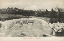 Falls, Wallkill River