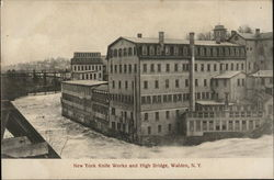 New York Knife Works and High Bridge