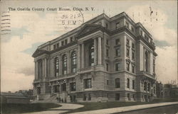 The Oneida County Court House