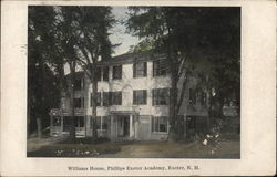 Phillips Exeter Academy - Williams House