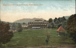 Hotel Crawford, Keene Valley