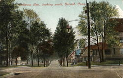 Bellevue Ave., Looking South