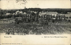 Bird's Eye View of Wisconsin Veteran Home