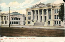 Los Angeles, Cal. Polytechnic High School