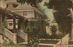A Residence Street, Sandwich, Ill.