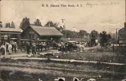 Rail Road Station