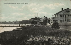 Summer Residences, Bass River, Mass.