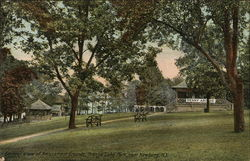 General View of Amusement Grounds, Orange Lake Park