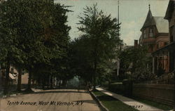 Tenth Avenue, West Mt. Vernon, N.Y.