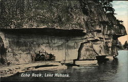Echo Rock, Lake Mohonk