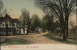 View on Main St.