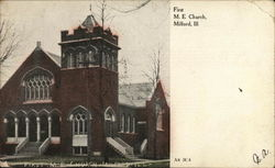 First M.E Church