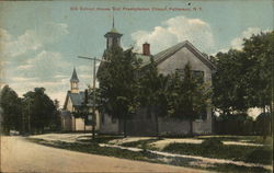 Old School House and Presbyterian Chapel