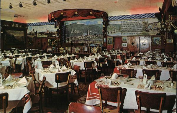 Old Heidelberg Restaurant