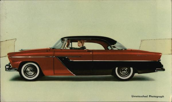 1955 Plymouth Belvedere Sport Coupe Cars