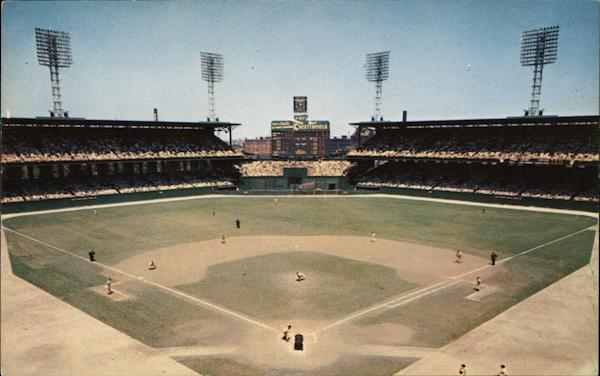 Comiskey Park Chicago Illinois