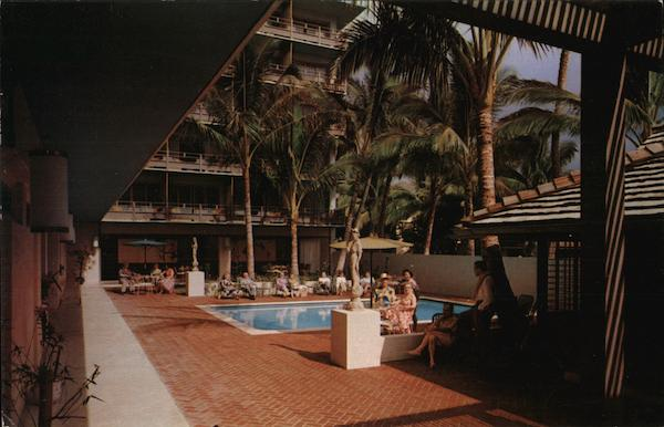 Waikiki Surf Hotel Hawaii